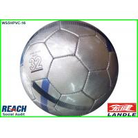 Wholesale Customized Phthalate Free Footballs Standard Size Soccer Balls for Adults from china suppliers