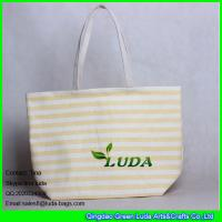 Wholesale LUDA 2015 cheap wholesale enviromental summer beach straw tote bag from china suppliers