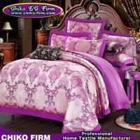Buy cheap European Style 1PC Quilt Case 1PC Bed Sheet 2PCS Pillow Shams Luxury Bedding Sets from wholesalers