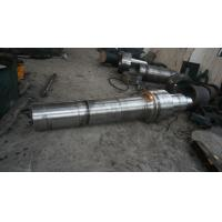 Wholesale GB ASTM Industrial 20crmnmo Heavy Steel Forgings , Alloy Steel Forged Fan Shafts from china suppliers