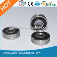 Wholesale Carbon steel double groove ball bearing 608ZZ 608 2RS for Plastic Injection Rollers from china suppliers