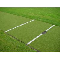 Wholesale Plastic Artificial Cricket Pitch Grass Green 8 Mm For Cricket Teeing Ground from china suppliers