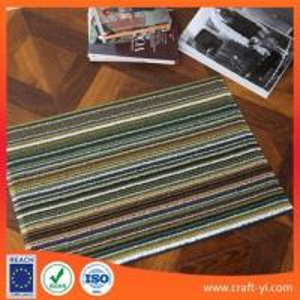 China PVC Door Mats Manufacturer, Supplier in textilene wire floor mat also can do car mats on sale