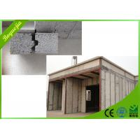 Wholesale Fast Building Cement Eps Composite Sandwich Wall Panel For Prefabricated Homes from china suppliers