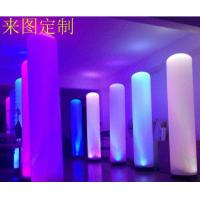 Wholesale 0.55mm PVC Custom Inflatable Products , Inflatable Decoration With Led Light from china suppliers