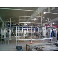 Wholesale Custom Cold Pressed Maintenance Scaffolding Light Weight Aluminum Scaffold from china suppliers