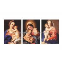 Wholesale Jessus / Religeon Murals 3D Lenticular Pictures Flip Change Effect CMYK Printing from china suppliers