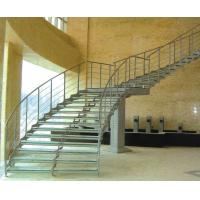 Wholesale 25.52mm Undular Pattern Anti Slip Glass Floor For Stair Treads from china suppliers