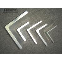 Wholesale Mill Finished 6061 extruded aluminum channel / bar polish  or  Mill Finish from china suppliers