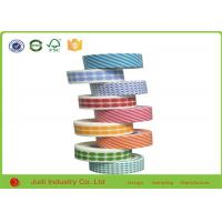 Wholesale 15mm X 10m Decorative Washi Masking Tape Wholesale Custom Printed For DIY Decoration from china suppliers