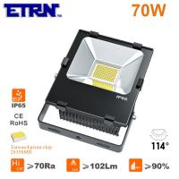 Wholesale ETRN Brand 2835 LED 70W LED Floodlights LED Outdoor Spotlights Cast light from china suppliers
