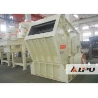 Wholesale Two / Three Cavity PFW Impact Crushing Plant For Limestone Graphite from china suppliers
