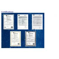 Zangoo Automotive Industrial Co.,Ltd Certifications