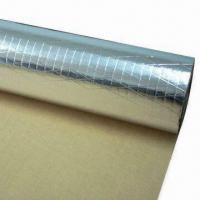 Wholesale Aluminum Foil Compound with Scrim, Kraft Paper and Thermal Resistant from china suppliers