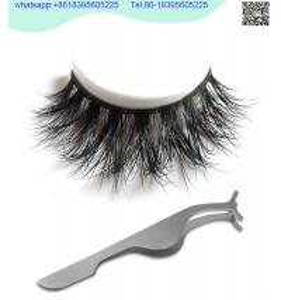 Buy cheap Wholesale fake eyelashes good quality 3d mink eyelash private label 3d Siberian mink lashes from wholesalers