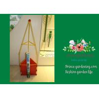 Wholesale Tall Colored Tomato Plant Stakes , Plastic Tomato Support Cages from china suppliers