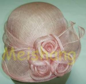 China Church Hat,Sinamay Hat on sale
