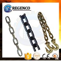 Quality G80 lifting load chain/Link Chain / alloy steel lift chain g80 chain for sale