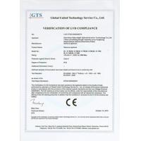 Naturalight Optoelectronics Technology CO.,LTD.(Naturalight Group) Certifications
