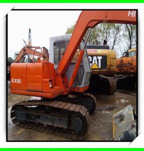 Wholesale 1995 ex160  hitachi used excavator for sale 07m3  track excavator isuzu engine minit excavator from china suppliers