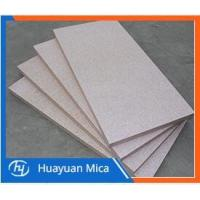 China Vermiculite Board Manufacturer on sale