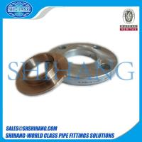 Quality copper nickel cuni 90/10 c70600 inner flange composite slip on flange for sale
