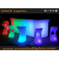 Wholesale Lithium Battery Colorful 100 - 240V Led Bar Counter For Events Party from china suppliers