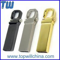 Wholesale Metal Buckle 16GB 32GB Thumb Drive High Quality Delicate Design from china suppliers