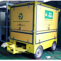 Wholesale ZJA-Series Transformer Vacuum Oil Purifier with Trailer from china suppliers