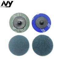 Quality 50.8MM 3m Roloc Surface Conditioning Disc Roll On / Roll Off Fastening System for sale
