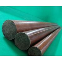 Wholesale ISO9011 Standard Phenolic Cotton Rod 10-200mm OD For High Voltage Application from china suppliers