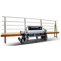 Wholesale GLASS STRAIGHT-LINE BEVELING MACHINE WITH 10 SPINDLES FOR SMALL PIECE OF GLASS from china suppliers