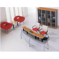 Wholesale office furniture table,balcão,front office furniture,reception desks from china suppliers
