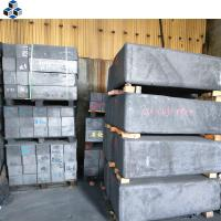 Buy cheap Manufacturer of Die Pressed Artificial Graphite Block with High Density High Purity from wholesalers