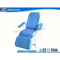 Wholesale Hospital Adjustable Patient Reclining Simple Blood Donation Chair With IV Pole (GT-BC203) from china suppliers