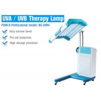 Wholesale Narrowband Lamps UVB Light Therapy Machine , Light Therapy Treatment For Psoriasis from china suppliers