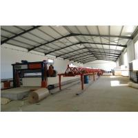 Quality Automatic Continous Flexible Foam Production Line , Foam Sheet Making Machine for sale