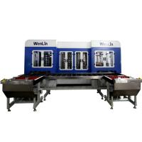 Wholesale Fully Auto CR80 PVC Plastic Card Laminating Machine L4,900* W3,670* H2,450mm from china suppliers