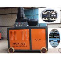Wholesale Hydraulic Oil Automatic Rebar Coupler Machine , Double Cylinder Rebar Upsetting Machine from china suppliers