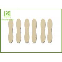 Wholesale Short Natural Wood Sticks Non - Flavor With CIQ Certificated Smooth Surface from china suppliers