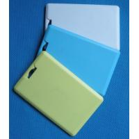 Wholesale Dual Frequency RFID Card Active RFID Card 2.45GHz and Mifare(14443A) HF from china suppliers