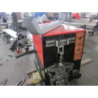 Wholesale 5.5KW Carbon Steel Downspout Roll Forming Machine High Speed 8 - 10 m / min from china suppliers