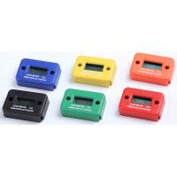 Wholesale Yellow,Green LCD Electronic Vibration Activated tiny Hour Meter for Small Engines from china suppliers