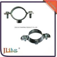 Wholesale 18mm-200mm Size Galvanized Pipe Clamps Plumbing Clamps Brackets Standoff Pipe Clamps from china suppliers