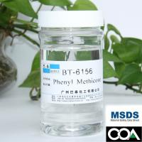 Wholesale General Emulsifier Phenyl Methyl Silicone Oil , CAS 31230-04-3 Phenyl Dimethicone BT-6156 from china suppliers
