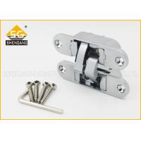 Wholesale 180 Degree Three Way Hidden Bookcase Door Hinge For Folding Doors from china suppliers