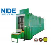 Wholesale 32 position Trickle Impregnation Machine / Automatic stator varnish machine from china suppliers