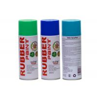 Wholesale 400ML Green Rubber Coat Spray Paint , Exterior Blue.green ,red Plasti Dip Wheel Paint from china suppliers