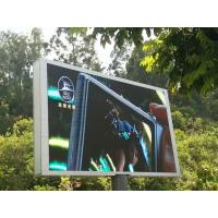 Quality 10mm Pixel Pitch Hd Electronic Led Sign Commercial Advertising Led Digital Billboard for sale