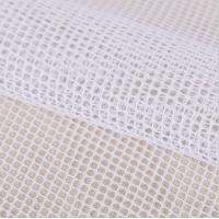 Wholesale 100% Polyester dyeing hexagonal mesh cloth 80g from china suppliers
